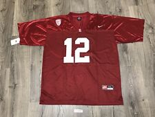 c57744562 Stanford Cardinal Official Nike Andrew Luck College Football Jersey