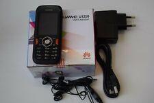 Huawei U1250 - 3G - Unlocked - Black