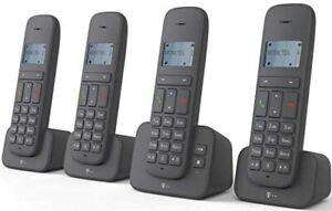 """SinusCA 37"""" Quattro Schnurlostelefon Special Edition Telefon 4 Stück"""