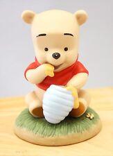 Winnie the Pooh Disney Enesco Baby Figurine Sweet As Hunny Honey Retired 4011763
