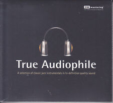 """True Audiophile"" Jazz Instrumentals 24bit/96KHz DW Mastering CD New Sealed"