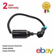 For DODGE Ram2500 CUMMINS Diesel 5.9L TURBO WASTEGATE CONTROL SOLENOID 5140305AA
