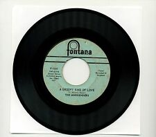 "THE MINDBENDERS - A GROOVY KIND OF LOVE / USED 7"" 45 RPM SINGLE / 1966 F-1541"