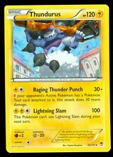 Pokemon THUNDURUS 33/111 - XY Furious Fists RARE MINT!