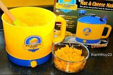 New Electric Mac & Cheese Maker by Mac & Cheese Nation Smart Planet
