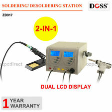 Soldering, Desoldering & Rework Stations