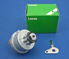 Land rover série 1 88 109 oem lucas 530071 2776 15 diesel interrupteur d'allumage & clés