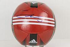 Andrea Pirlo Signed AC Milan Soccer Ball NYCFC MLS Italy PSA COA #AB16427