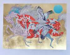 """GUILLAUME AZOULAY """"IT TAKES TWO"""" LIMITED EDITION SERIGRAPH H/S & NUMBERED COA"""