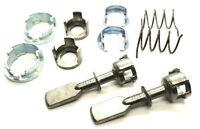 2 SET Türschloß Schließzylinder Türzylinder Exzenter für Seat Ibiza III 46mm L&R