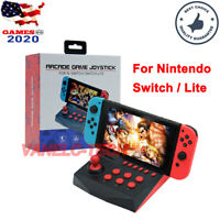 Arcade Joystick Controller Gamepad Game Dock Adapter For Nintendo Switch/Lite