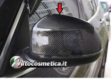 Cover specchi Specchietti retrovisori in abs CARBONIO  BMW X3  X4 2018>