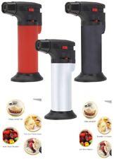 Creme Brulee Blow Torch Chefs Butane Cooks Gas Utility Burner Lighter Kitchen UK