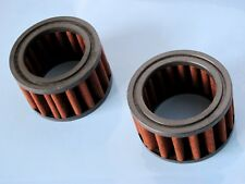 MOTO MORINI 500  V TWIN  PAIR AIR FILTERS NEW OLD STOCK