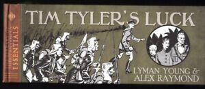 LOAC Essentials V.9/King Features Ess V.2 Tim Tyler's Luck HC 1933+ Alex Raymond