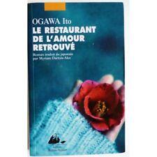 Le Restaurant de l'amour retrouvé - OGAWA Ito