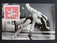 UNGARN MK 1970 OLYMPIA OLYMPICS MAXIMUMKARTE CARTE MAXIMUM CARD MC CM a8888