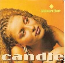 CANDIE - summertime CDS!! eurodance 2000 SWEDEN RARE!!