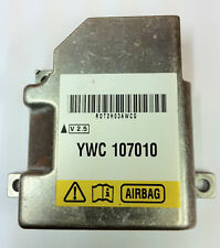 Rover 200 25 MG ZR 45 ZS Genuine Airbag Controller SRS ECU Unit YWC107010 New