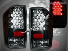 FIT FOR 2004-2012 TITAN LE XE SE LED TAIL LIGHTS LAMPS BLACK PAIR