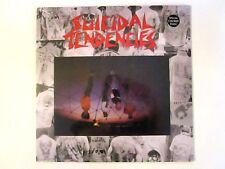 SUICIDAL TENDENCIES SELF TITLED LP NEW REPRESS COLOR VINYL MIKE MUIR PUNK