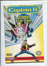 Captain N # 3 Nervous Meltdown (9.2) 1990