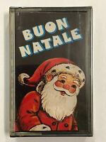 BUON NATALE - MC MUSICASSETTA NUOVA E SIGILLATA