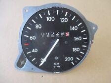 Opel Rekord D Tacho 200 km/h Tachometer W788 neuwertig generalüberholt