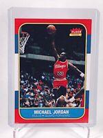 1996-97 Fleer Michael Jordan Decade Of Excellence #4 Sports Card Last Dance