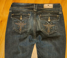 SANG REAL by Miss Me Only the Chosen Jeans Princess ANGEL jeans 29 see ad