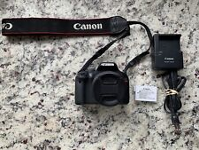 Canon EOS Rebel T2i / 550D Digital Camera w/ Original Lens, Battery & Charger
