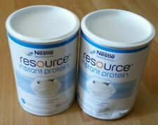 Nestle Resource Instant Protein Pulver 2x 800g