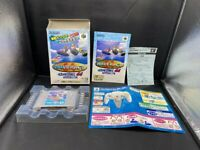 NINTENDO 64 GAME WAVE RACE 64 JAPAN VERSION COMPLETE IN RETAIL BOX RUMBLE PAK