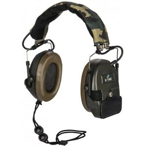 Z-Tactical Airsoft Comtac I Headset Version IPSC FOLIAGE GREEN