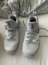 Womens Nike Crossfit Metcon flyknit 3 Wolf Grey Size 5