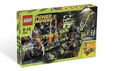 Lego 8964 Power Miners Titanium Command Rig * Sealed Box *706 Pcs Mining Machine