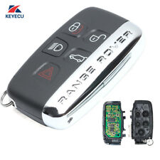 Remote Car Key Fob for Land Rover LR2 LR4 2012-2015,Range Rover Evoque /Sport