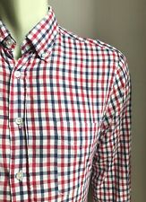 GANT Rugger Shirt, Jerome Plaid, Large, Excellent Condition