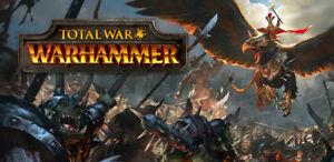 Total War: WARHAMMER [STEAM KEY] [PC GAME] [GLOBAL]