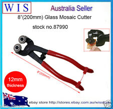 """8""""(200mm) Mosaic Glass Cutter Nippers Tile wheeled Cutter Pliers-87990"""