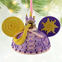 Disney Parks Store Rapunzel Ear Hat Ornament - Tangled - Disney Princess NWT
