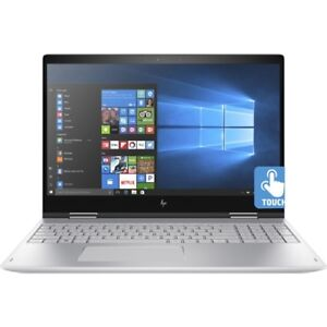 HP ENVY x360 ( i7-8550U,12GB RAM ,256 PCIe SSD,1 TB 7200 HDD, Touchscreen)