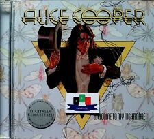 Alice Cooper - Welcome To My Nightmare 2002 CD *Brand New And Unsealed*