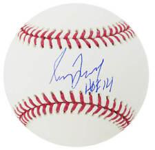 Greg Maddux Signed Rawlings Official MLB Baseball w/HOF'14 (Beckett COA)