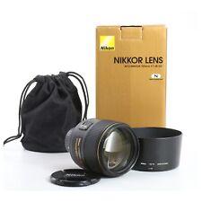 Nikon AF-S 1,4/105 e IF ed. N + nuovo (234531)