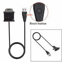 USB Charging Charger Cable w/ Reset Button for Fitbit Ace Kids Activity Tracker