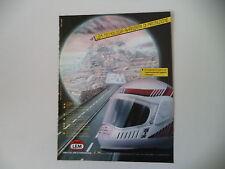 advertising Pubblicità 1987 CASCO HELMET LEM 6