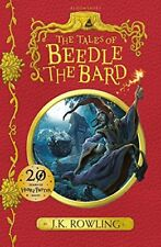 The Tales of Beedle the Bard by J.K. Rowling Paperback Book NEW