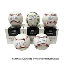 Boston Red Sox*2020 Hit Parade Autographed Baseball* Live Box Break