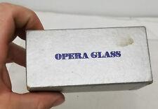 Antique Vintage Opera Glasses Mignon Japanese Case 2.5x Magnification